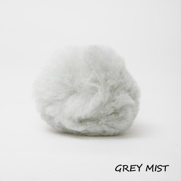 grey mist equine ear plugs