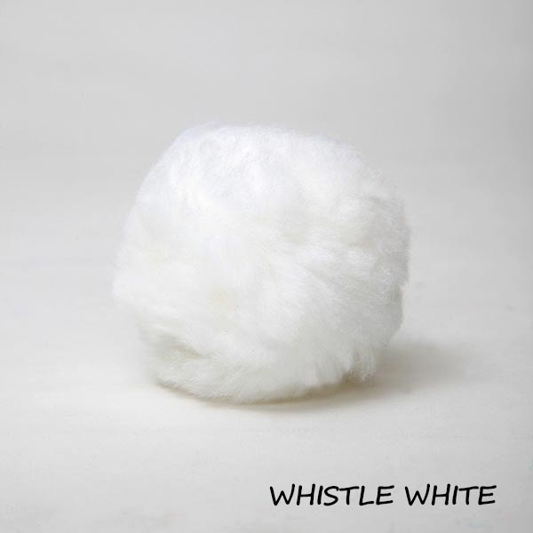 whistle white equine ear plugs