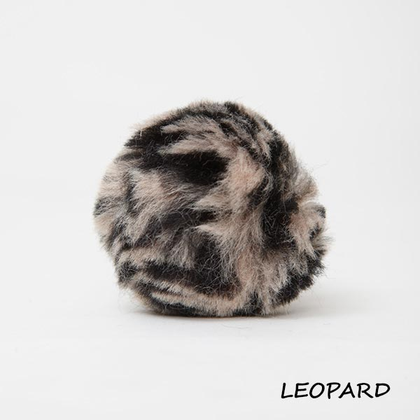 leopard equine ear plugs