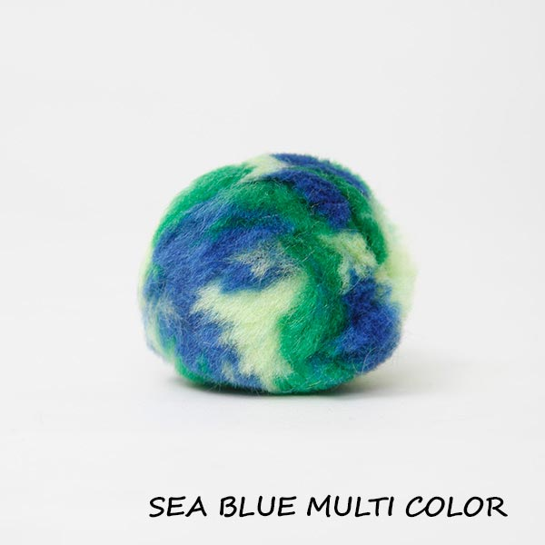 sea blue multi equine ear plugs