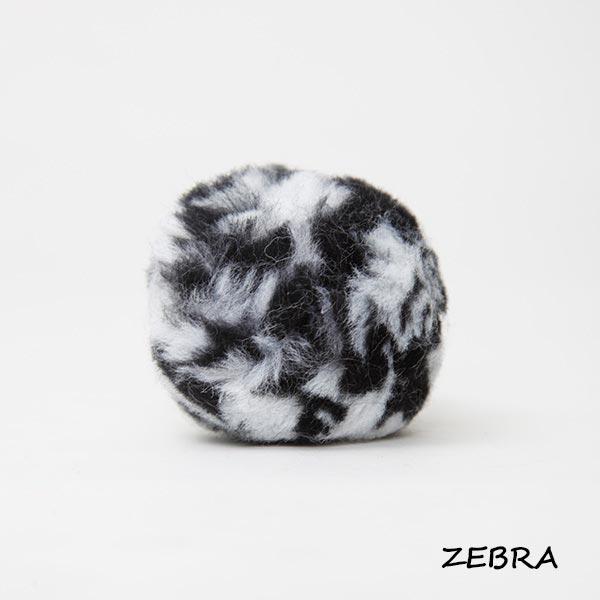 zebra equine ear plugs